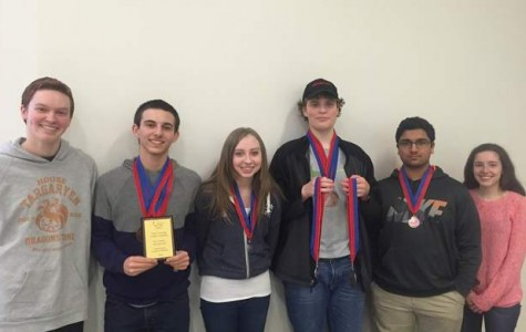 TMHS Academic Decathlon Team Qualifies For State Final