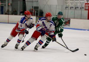Redmen Hockey Heating Up