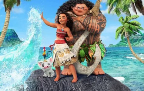 "Movie Review: ""Moana"""