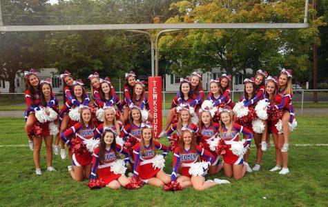Tewksbury Memorial High School Cheerleading