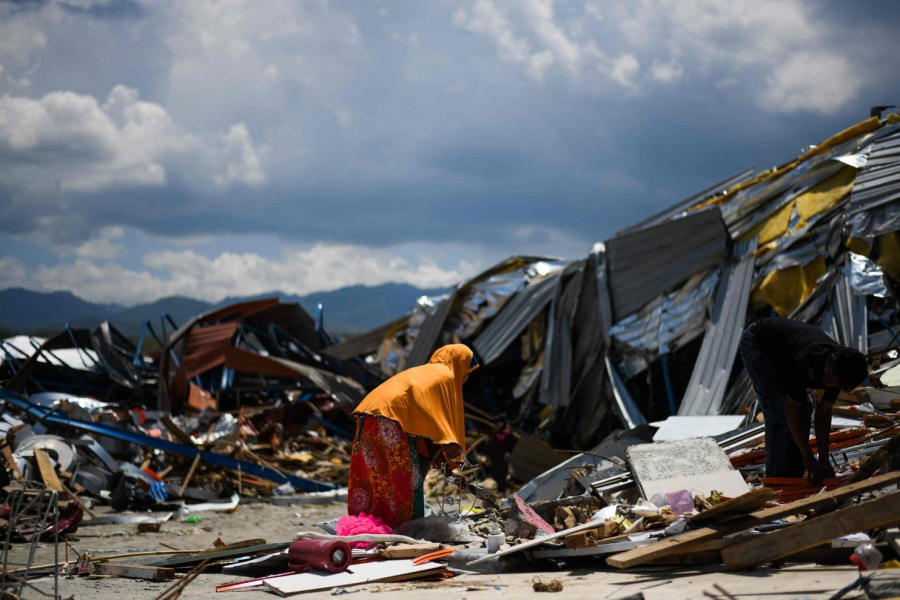 Natural Disasters Strike Indonesia Leaving Thousands Dead