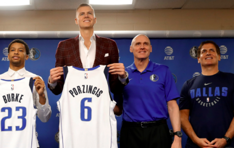 Kristaps Porzingis is Headed to the Mavs