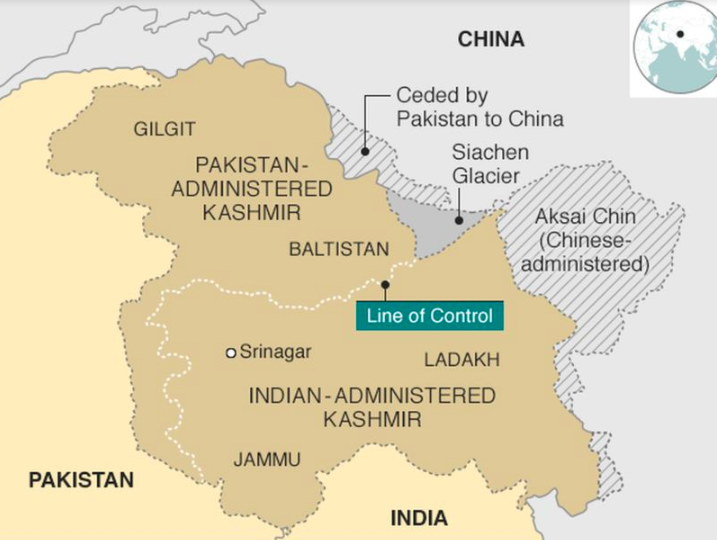 The Kashmir & Jammu Conflict