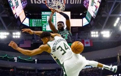 Celtics and Bucks Series At 1-2