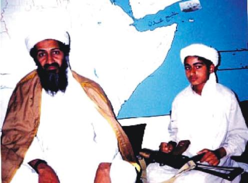 Bin Laden's Son Killed