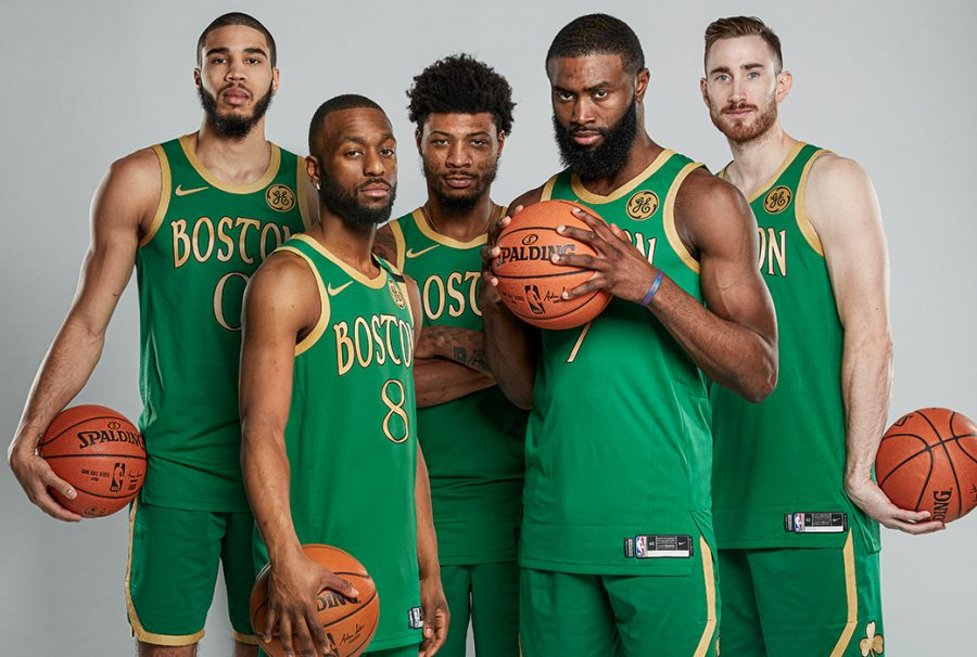New Look Celtics are Fun to Watch