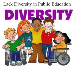 Lack of Diversity in Public Education
