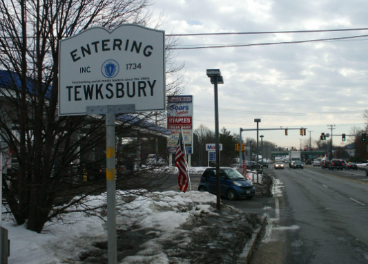 Tewksbury Selectmen Election