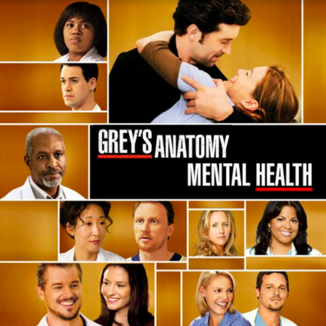 Grey's Mental Anatomy