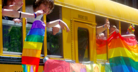 How Can TMHS Provide a Better Environment for LGBTQ+ Students?