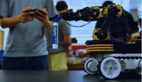Join the Robotics Club Today!
